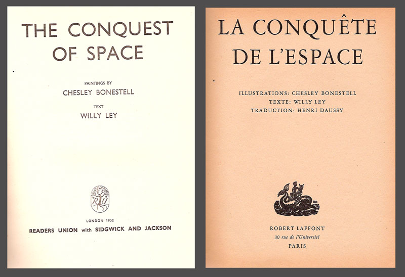 The conquest of space Conque10