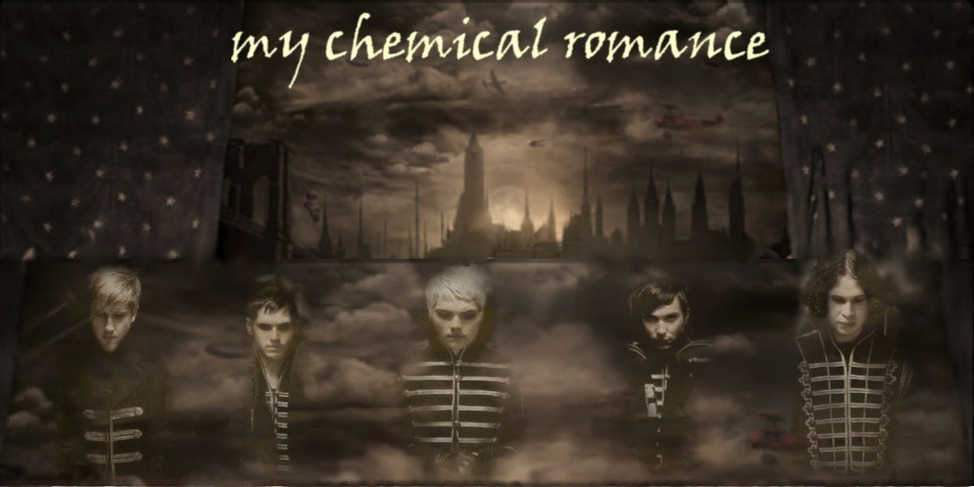 My Chemical Romance ~ Forum