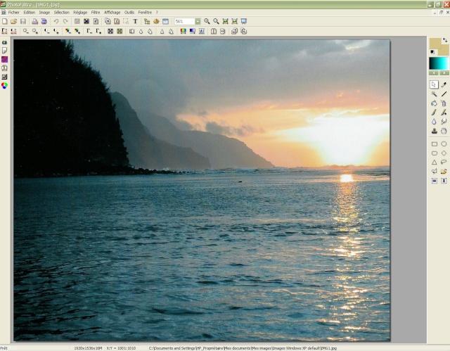 Comment insérer une image sur une autre avec Photofiltre Photof11