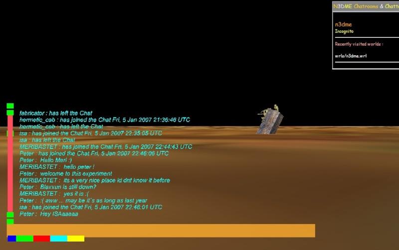 3D chats alternatives 2007 Sans_t11