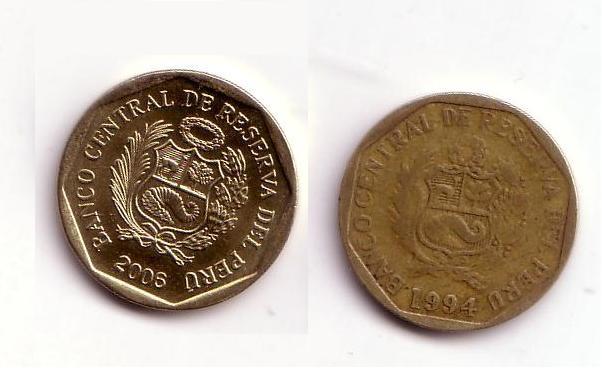 Moneda de Perú 33330310