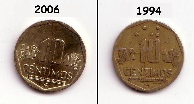 Moneda de Perú Dibujo10