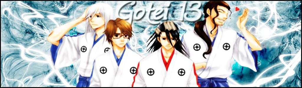 Forum de l'alliance Gotei 13