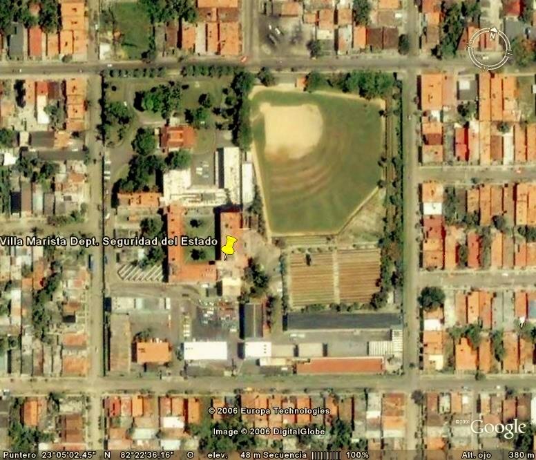 villa - Villa Marista. Deaprtamento de Seguridad del estado Villa312