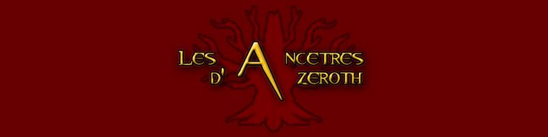 Les Ancetres d'Azeroth