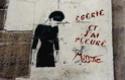 Tags et graffitis, street art, banksy... Missti10
