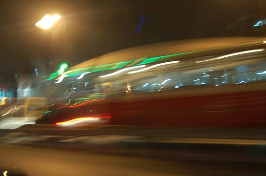 gece arabayla giderken  bikaç deneme Dsc_0013