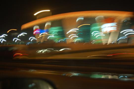 gece arabayla giderken  bikaç deneme Dsc_0016