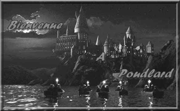 Poudlard, l'école de sorcellerie
