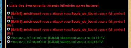 Fagova ===>attaqué par ===> [NAINS]antoiness9 Friend10
