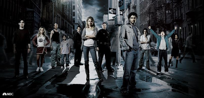 Heroes : la série TV