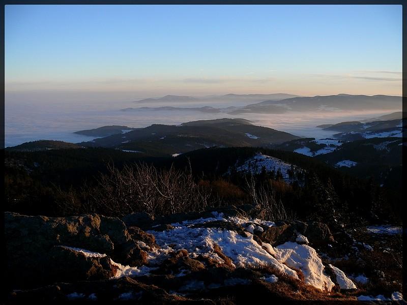 Photos de soirée sur le massif du Pilat P1050111