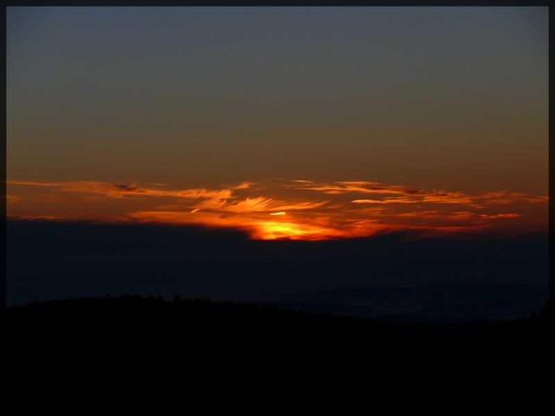 Photos de soirée sur le massif du Pilat P1050212