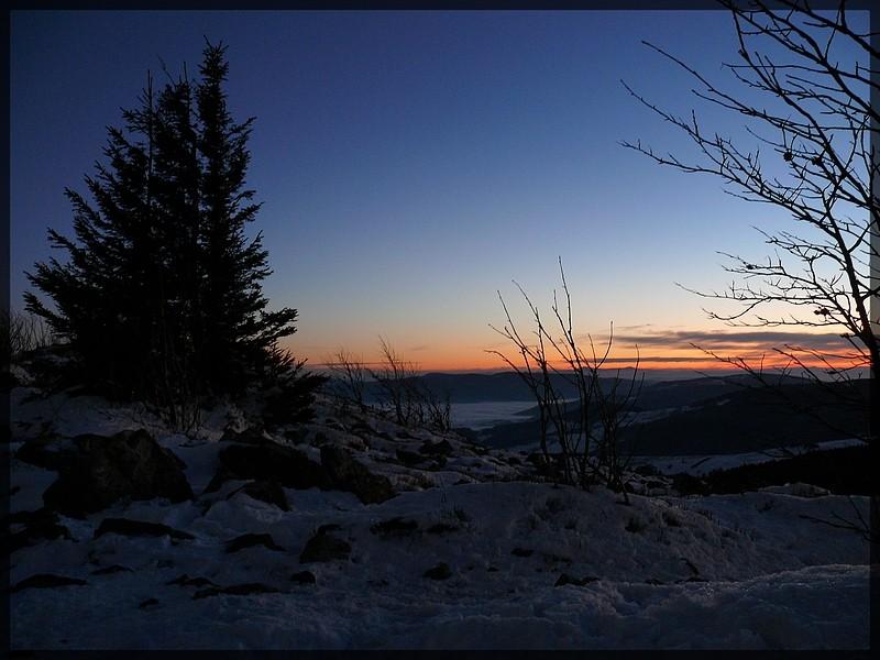 Photos de soirée sur le massif du Pilat P1050325