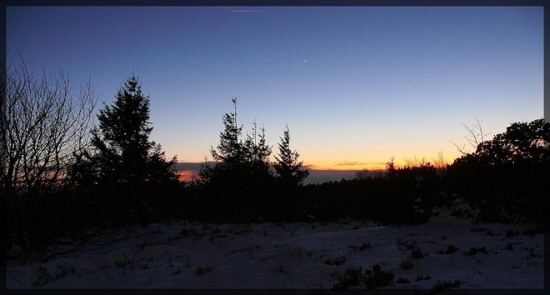 Photos de soirée sur le massif du Pilat P1050326