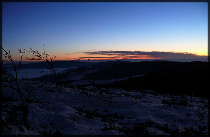 Photos de soirée sur le massif du Pilat P1050327
