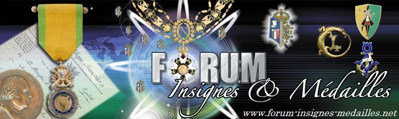 Forum Insignes et médailles, FIM