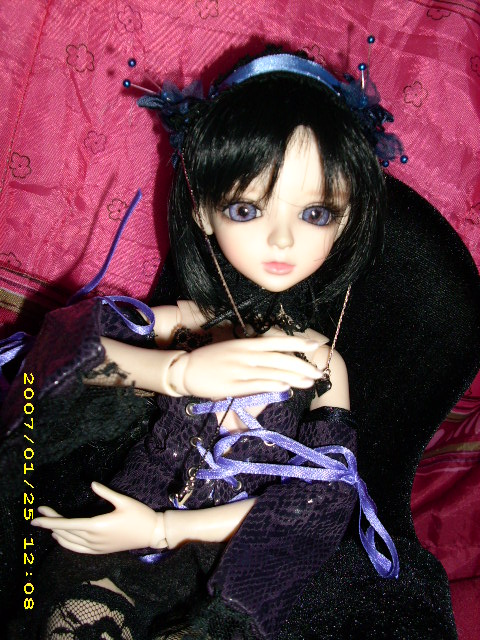 [latidoll cara]Lana,fidele petite vampire p.12! - Page 6 Coiffe17