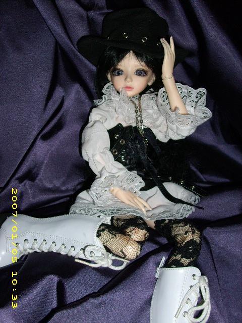 [latidoll cara]Lana,fidele petite vampire p.12! - Page 5 Goth_v10