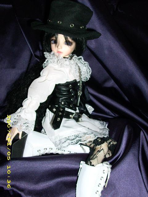 [latidoll cara]Lana,fidele petite vampire p.12! - Page 5 Goth_v12