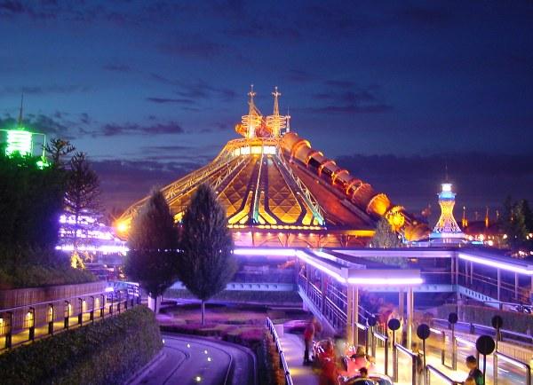 DisneyLand Resort Paris Autopi10