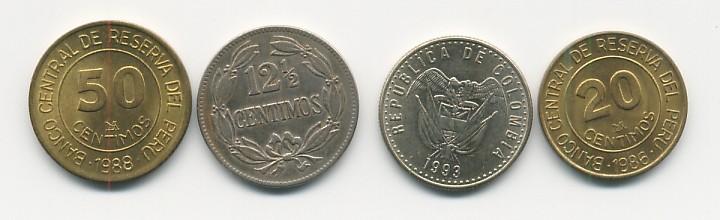 Moneda de Perú Omni_f10