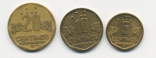 Moneda de Perú Omni_f11