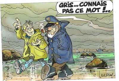 La météo bretonne Pluie210