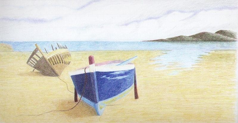 Barques échouées Barque17