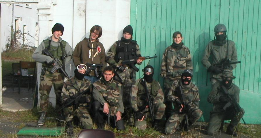 Airsoft charente maritime