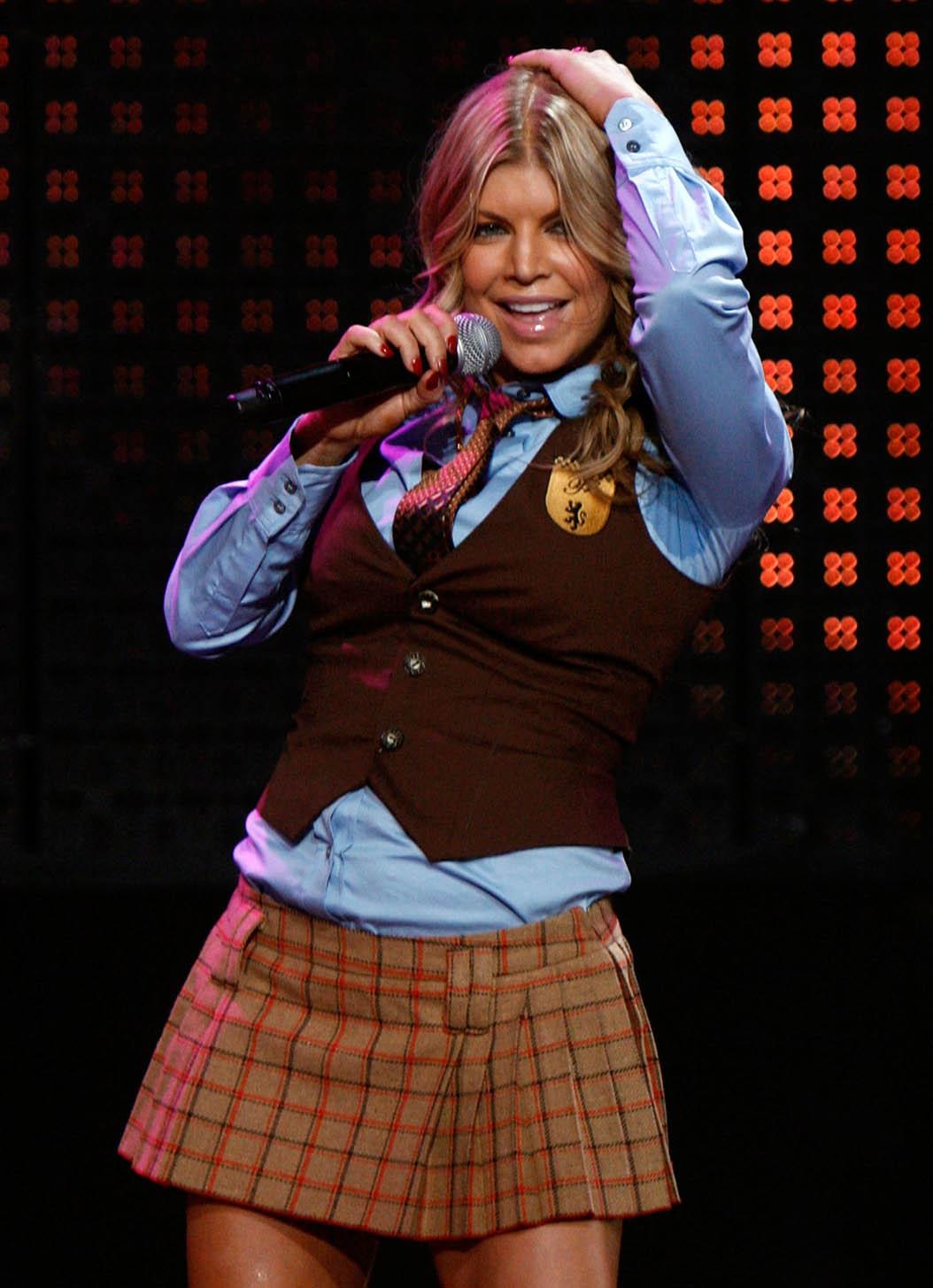 Fergie's Dick Clarks New Year's Rockin' Eve Performance Fergie24