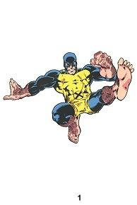 Les x-men : des origines à nos jours... Beast-10
