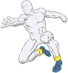 Les x-men : des origines à nos jours... Iceman10