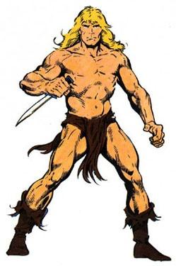 Les x-men : des origines à nos jours... Kazar10