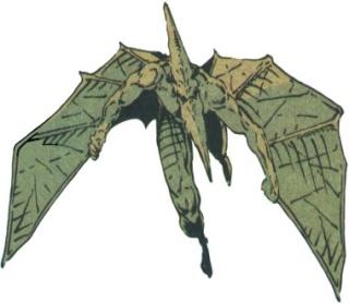 Les x-men : des origines à nos jours... Sauron10
