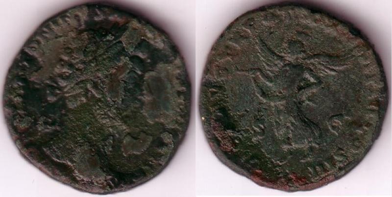 Romaine: Sesterce de Marc-Aurèle, Rome, 165-166 Sans_t10