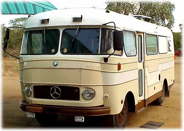 Un Mercedes croquignolet Front10