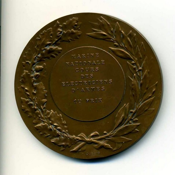 Médailles attribuées par les écoles de spécialité Img12611