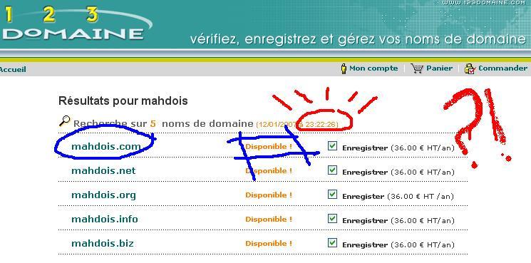 Nouvelle adresse pour le Forum - Page 5 Mahdoi10