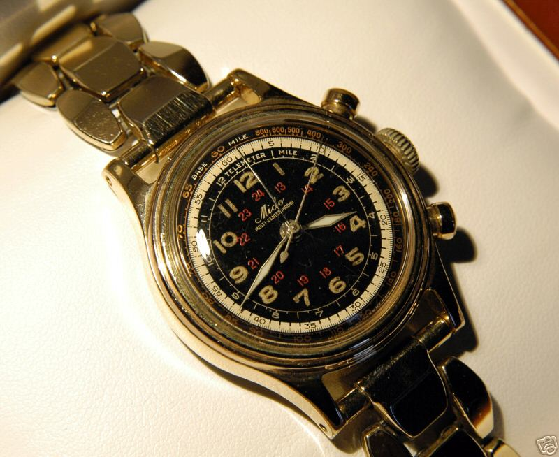 Mido - Mido Multifort Center Chronograph Mido10