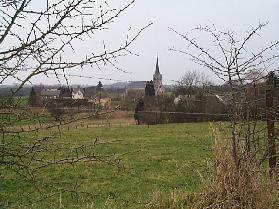 le village de Guerlange