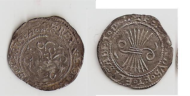 1/2 Real de los Reyes Católicos (Toledo, 1474 - 1504 d.c) 44440010
