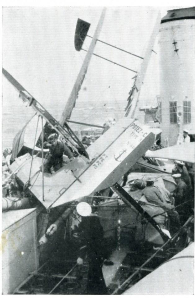Ultime croisière de la vieille Jeanne d'Arc 1963-1964 Jeanne18