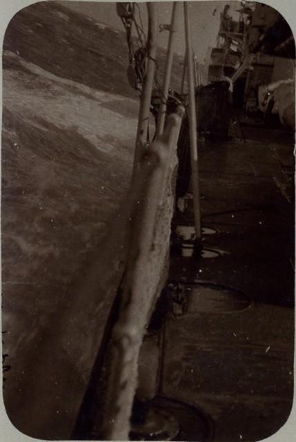 Ultime croisière de la vieille Jeanne d'Arc 1963-1964 Jeanne31