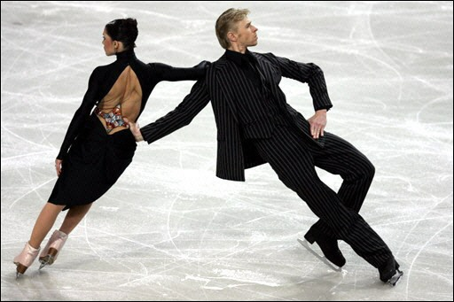 PATINAGE/CHAMPIONS D EUROPE COUPLE Id10
