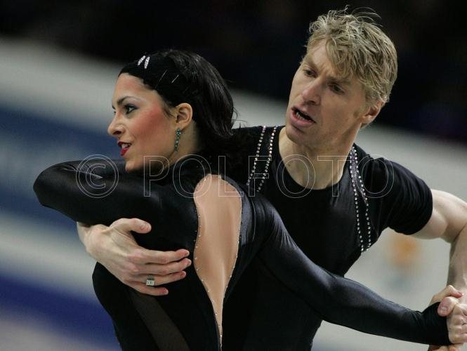PATINAGE/CHAMPIONS D EUROPE COUPLE Isa10