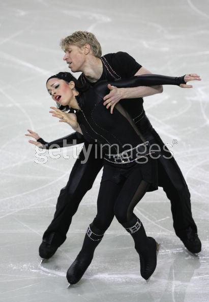 PATINAGE/CHAMPIONS D EUROPE COUPLE Oo10