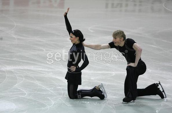 PATINAGE/CHAMPIONS D EUROPE COUPLE Oooo10