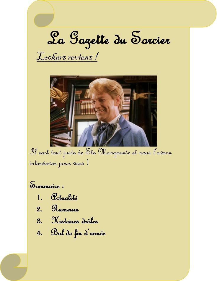 Première Gazette du Sorcier 1_bmp11