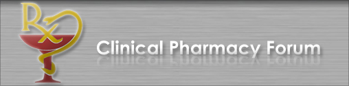 Clinical Pharmacy and Pharm.D Forums